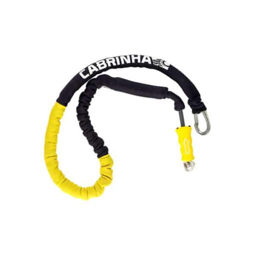 Pro handle pass leash with QR