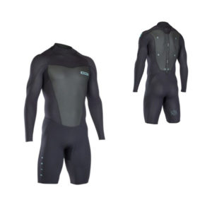 Ion Onyx Strike Element Shorty LS Backzip Wetsuit 2019