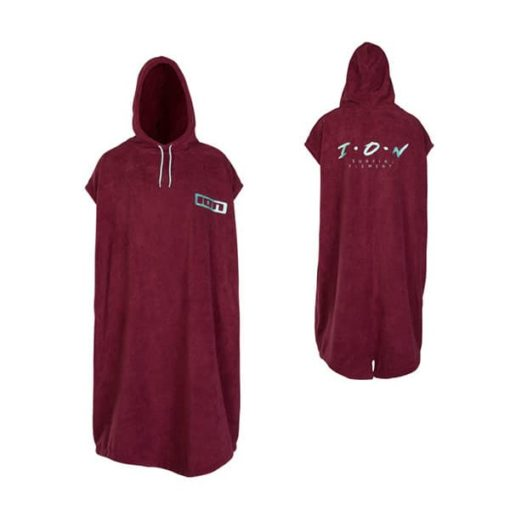 Ion Poncho 2019 Dark-Red