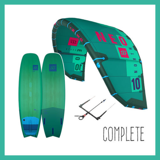 North Neo 2017 complete & Whip 5'55'' bundle