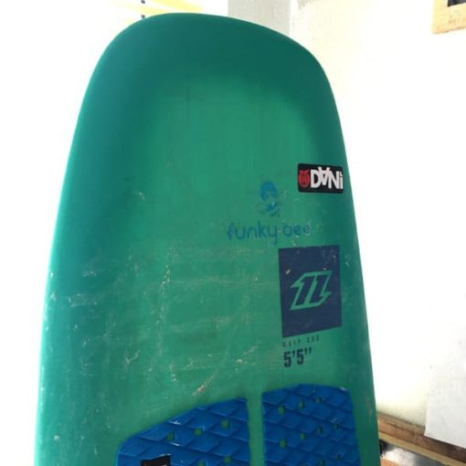 North Whip CSC 2017 surf board
